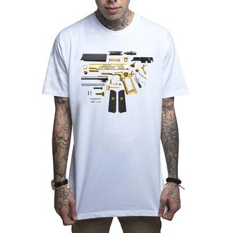 Herren T-Shirt MAFIOSO - Assembly - WHT, MAFIOSO