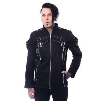 Herren Jacke Chemical Black - TONIK - SCHWARZ, CHEMICAL BLACK