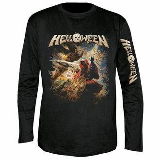 Herren Langarmshirt HELLOWEEN - Cover, NUCLEAR BLAST, Helloween
