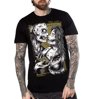 Herren T-Shirt Hardcore - TRUE LOVE - HYRAW, HYRAW