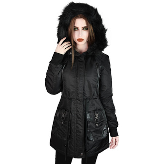 Damen Winterjacke KILLSTAR - Unholy Trip Parka, KILLSTAR