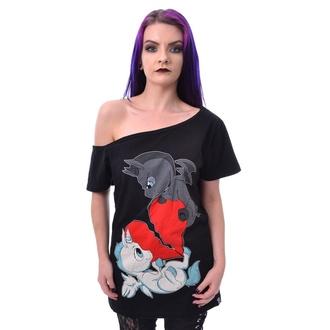 Damen T-Shirt - UNICORN HEART FIGHT - CUPCAKE CULT, CUPCAKE CULT
