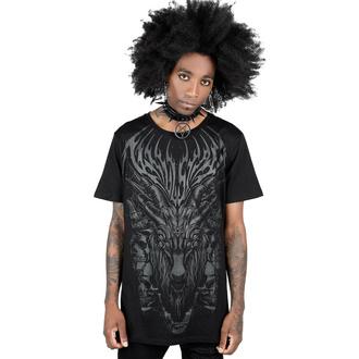 Unisex-T-Shirt KILLSTAR - Ungezähmt - Schwarz, KILLSTAR