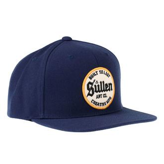 Kappe Cap SULLEN - ENDURE - MARINE, SULLEN