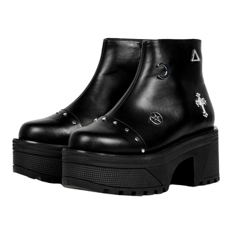 Damen Schuhe Wedge Boots - DISTURBIA, DISTURBIA