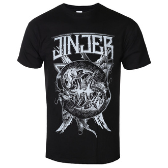 Herren T-Shirt Metal Jinjer - Pisces - NAPALM RECORDS, NAPALM RECORDS, Jinjer