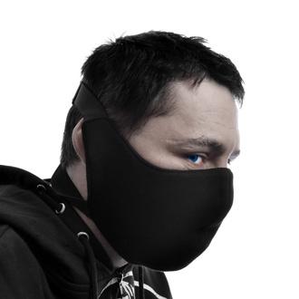 Schutzmaske POIZEN INDUSTRIES - BLACK, POIZEN INDUSTRIES