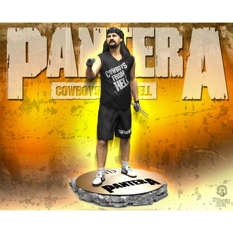 Figur Pantera - Rock Iconz Statue - Vinnie Paul, KNUCKLEBONZ, Pantera