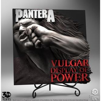 Gemälde (3D Vinyl) Pantera - KNUCKLEBONZ, KNUCKLEBONZ, Pantera