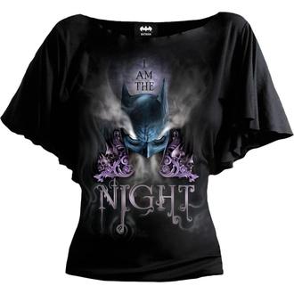Damen T-Shirt SPIRAL - Batman Top - AND AM THE NIGHT, SPIRAL, Batman
