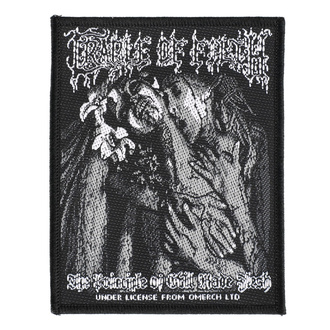 Patch Aufnäher Cradle Of Filth - The Principle Of Evil - RAZAMATAZ, RAZAMATAZ, Cradle of Filth