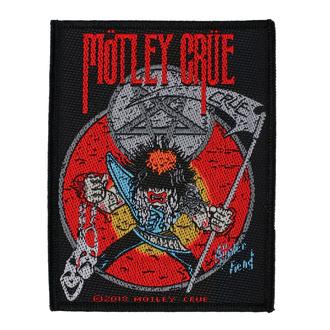Patch Aufnäher Mötley Crüe - Allister Fiend - RAZAMATAZ, RAZAMATAZ, Mötley Crüe