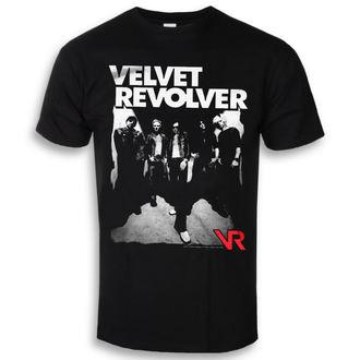 Herren T-Shirt Metal Velvet Revolver - Black - HYBRIS, HYBRIS, Velvet Revolver
