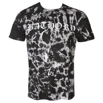 Herren T-Shirt Metal Bathory - GOAT - PLASTIC HEAD, PLASTIC HEAD, Bathory