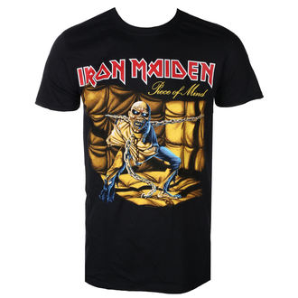 Herren T-Shirt Iron Maiden - Piece of Mind - IMTEE10MB - EMI
