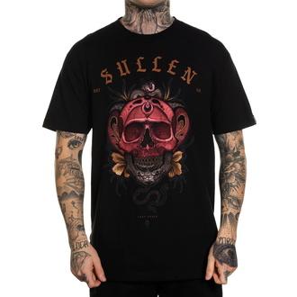 Herren T-Shirt SULLEN - VENOMOUS - SCHWARZ, SULLEN