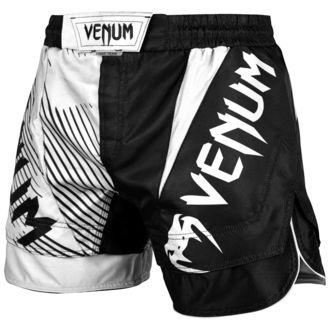 Herren Kampfshorts VENUM - NoGi 2,0 - Schwarz / Weiß, VENUM