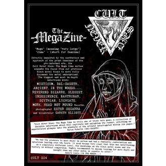 Buch Cult Never Dies: The Mega Horsehair (signiert), CULT NEVER DIE