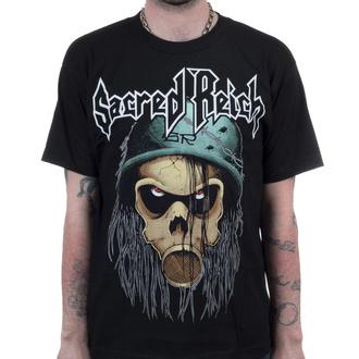 Herren T-Shirt Sacred Reich - Violent Solutions - Schwarz - INDIEMERCH, INDIEMERCH, Sacred Reich