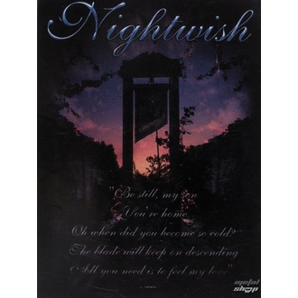 Fahne Nightwish HFL 0972, HEART ROCK, Nightwish