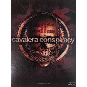 Fahne Cavalera Conspiracy HFL 0971, HEART ROCK, Cavalera Conspiracy