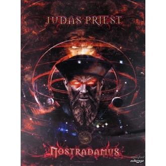 Fahne Judas Priest - Nostradamus, HEART ROCK, Judas Priest