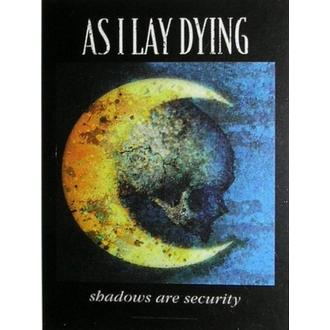 vlajka As I Lay Dying HFL 0873, HEART ROCK, As I Lay Dying