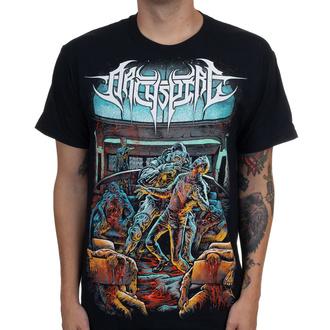 Herren T-Shirt Metal Archspire - Borg Attack - INDIEMERCH, INDIEMERCH, Archspire