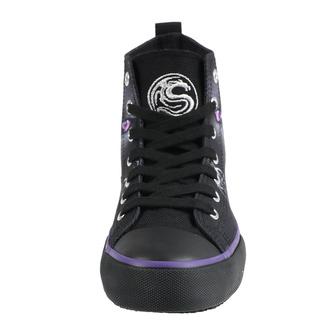 Damen High Top Sneakers - SPIRAL, SPIRAL