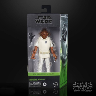 Figur STAR WARS - Admiral Ackbar, NNM, Star Wars