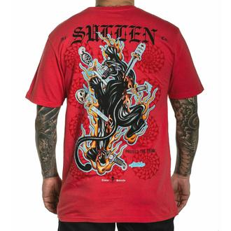 Herren T-Shirt SULLEN - ROT ELECTRIC, SULLEN