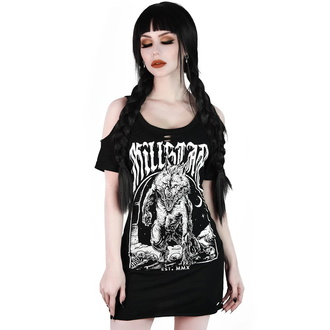 Damen T-Shirt - Hungry Distressed - KILLSTAR - KSRA001833