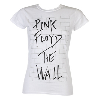 Damen T-Shirt Metal Pink Floyd - The Wall album - LOW FREQUENCY, LOW FREQUENCY, Pink Floyd