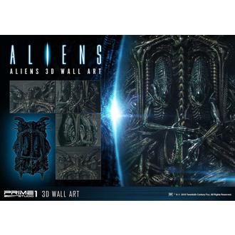 Wanddekoration Aliens - 3D Wall Art, NNM, Alien: Das unheimliche Wesen aus einer fremden Welt