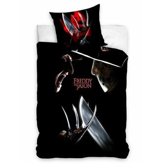 Bettwäsche Freddy vs. Jason - WARNER BROS, NNM, Freddy vs. Jason