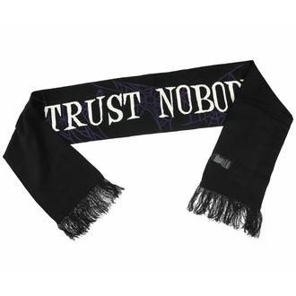 Schal KILLSTAR - Trust Nobody - Schwarz, KILLSTAR