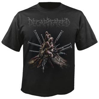 Herren T-Shirt Metal Decapitated - Anticult - NUCLEAR BLAST, NUCLEAR BLAST, Decapitated
