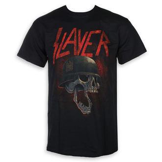 Herren T-Shirt Metal Slayer - Helmitt - ROCK OFF, ROCK OFF, Slayer