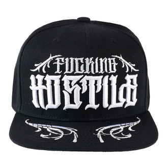 Kappe Cap HYRAW - FUCKING HOSTILE, HYRAW