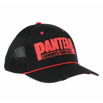 Cappy PANTERA - COWBOYS FROM HELL, AMPLIFIED, Pantera