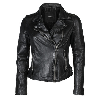 Damen (Biker) Jacke Piper SF LVW - Black, NNM