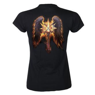 Damen T-Shirt Metal Hammerfall - Hammer Wings - ART WORX, ART WORX, Hammerfall