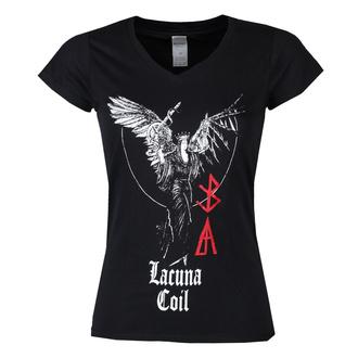 Damen T-Shirt Metal Lacuna Coil - Layers Of Time - ART WORX, ART WORX, Lacuna Coil