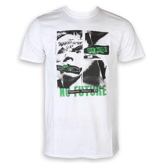 Herren T-Shirt Metal Sex Pistols - No Future - ROCK OFF, ROCK OFF, Sex Pistols
