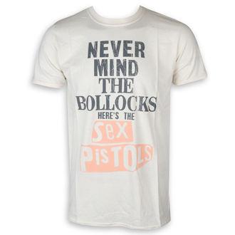 Herren T-Shirt Metal Sex Pistols - Bollocks - ROCK OFF, ROCK OFF, Sex Pistols
