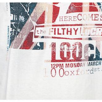 Herren T-Shirt Metal Sex Pistols - 100 Club - ROCK OFF, ROCK OFF, Sex Pistols