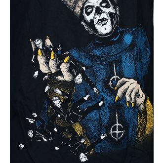 Herren T-Shirt Metal Ghost - Papa Of The World - ROCK OFF, ROCK OFF, Ghost