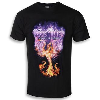 Herren T-Shirt Metal Deep Purple - Pheonix Rising - ROCK OFF, ROCK OFF, Deep Purple