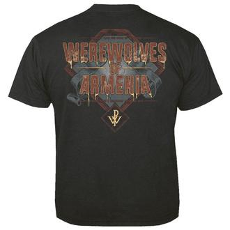 Herren T-Shirt POWERWOLF - Werewolves of Armenia - NUCLEAR BLAST, NUCLEAR BLAST, Powerwolf