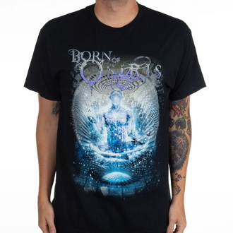 Herren T-Shirt Born Of Osiris - Discovery - Schwarz - INDIEMERCH, INDIEMERCH, Born of Osiris